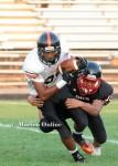 Harding vs Mt. Vernon Football Game