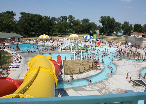 Marion Aquatic Center Earns State Award Marion Online