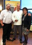 Swartz, Geocachers Honored by Marion Visitors Bureau