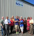 Chamber Cuts Ribbon at New Marion ReStore