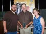 Owen's Opera House, RAMTECH Honored at CVB Breakfast