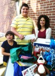 Lemley Wins 2014 Marion's Amazing Treasures Contest