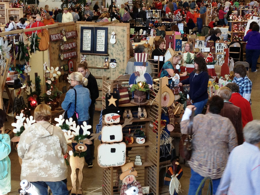 Annual Ohio Valley Christmas Craft Show is this Sunday - Marion Online