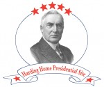 Harding Home Presidential Site