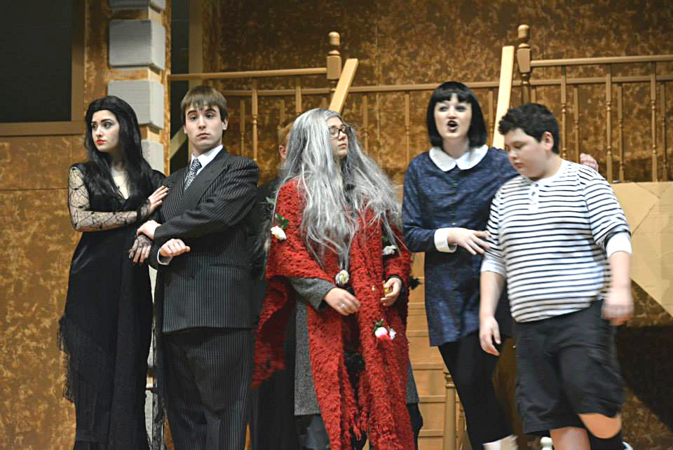 River Valley High School To Present Quot The Addams Family