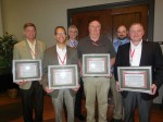 Alber Enterprise Center 2015 Award Winners