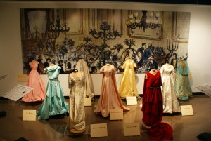First Lady Gowns Featured In New Exhibit At Kuhn Gallery