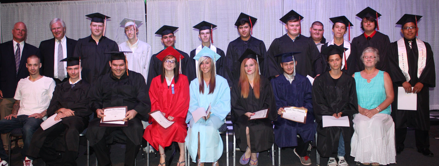 Jog Graduates Earn Diplomas And A Second Chance Marion Online