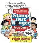 """Area residents asked to """"Stamp Out Hunger"""" this weekend"""