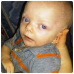 Aaden Lee Mannering, 6 months, of Marion