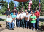 Lill family honored with 2016 Conservation Farm Family Award