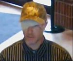 Marion bank robbed, suspect sought