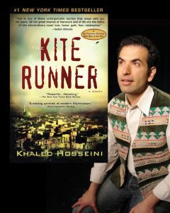 Sorab Wadia as THE KITE RUNNER. Photo courtesy Literature to Life.
