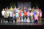The cast of Shrek The Musical