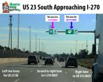 New ramps set to open at US 23 and I-270