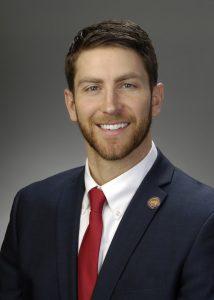 State Representative Riordan McClain (R-Upper Sandusky)